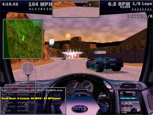 Need for Speed III Hot Pursuit... Autors: GreeCore Need for speed (part 1)