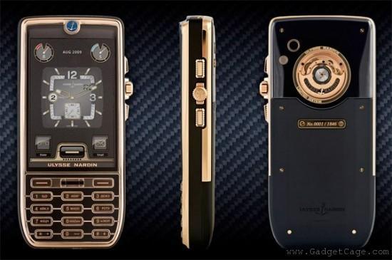 Tātad scaronis telefons ir The... Autors: Ūberpele 5 dārgākie telefoni!