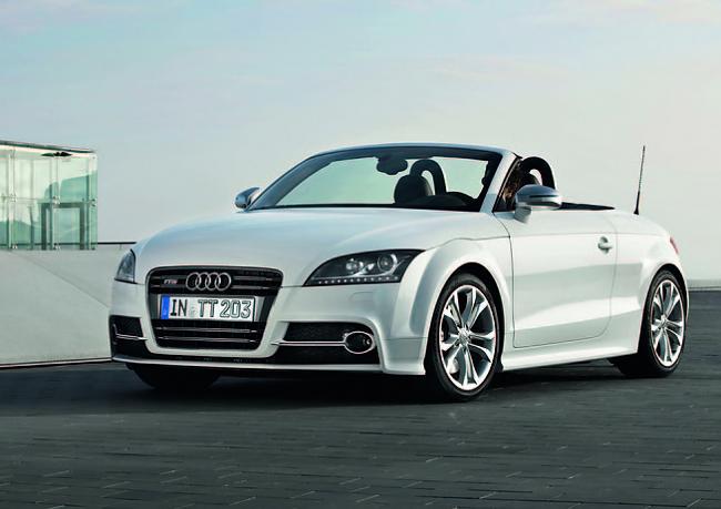 2012 Audi TTS Roadster Autors: Plakanais Future cars