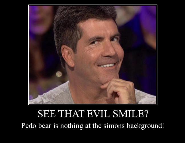 Autors: Morphy See that evil smile?