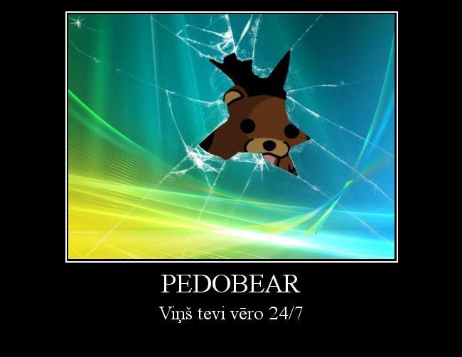 Autors: Lux Pedobear