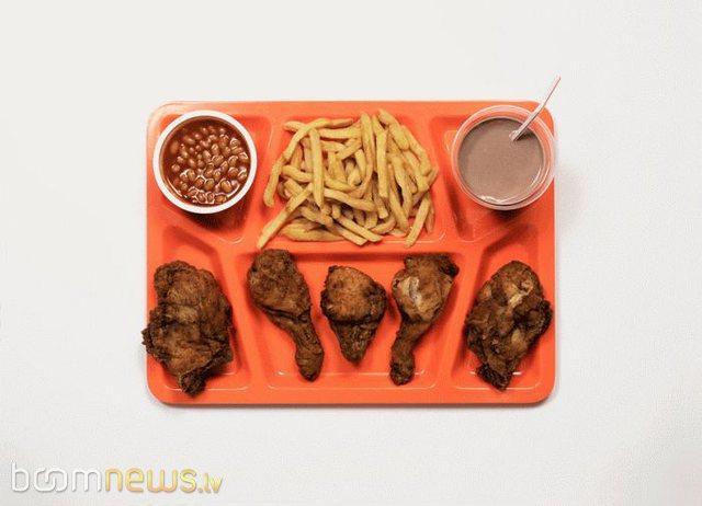 Autors: Fosilija Ko ēd cilvēki pirms nāves?
