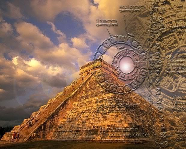 Pēc seno acteku un maiju domām... Autors: Fosilija Pasaules gals?