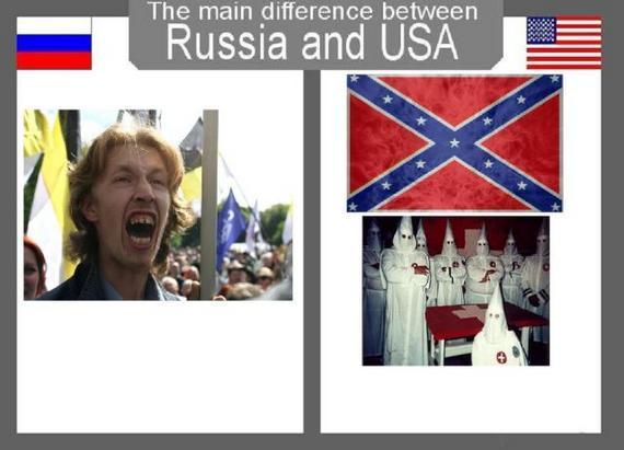 Autors: Boroo Russia vs USA