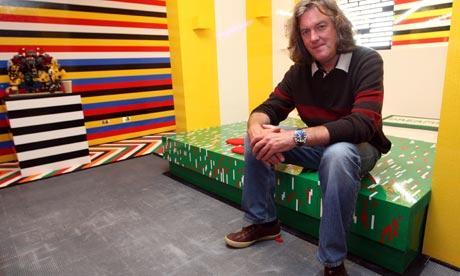 Džeims Meijs uz lego gultas  Autors: NUCKAL Amazing no LEGO klucīšiem ;)