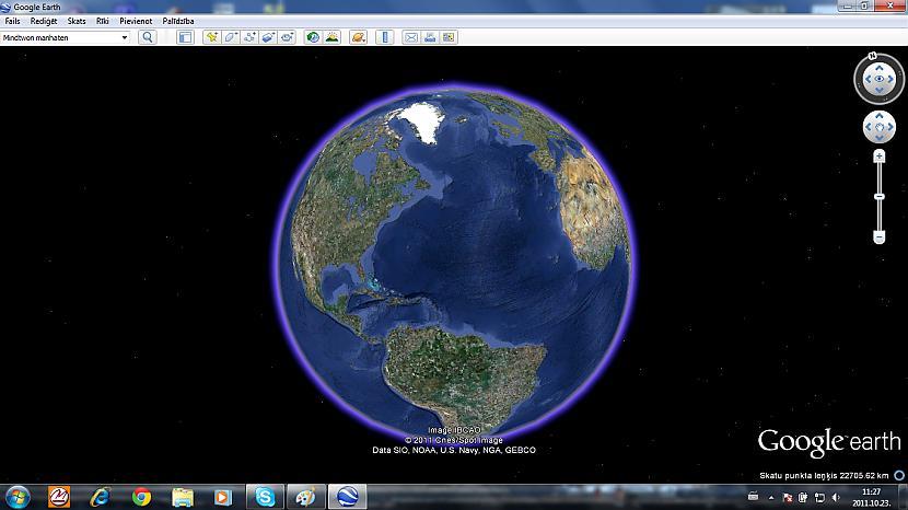 World D LOL Autors: Amerikas Patriots My New York In GoogleEarth.