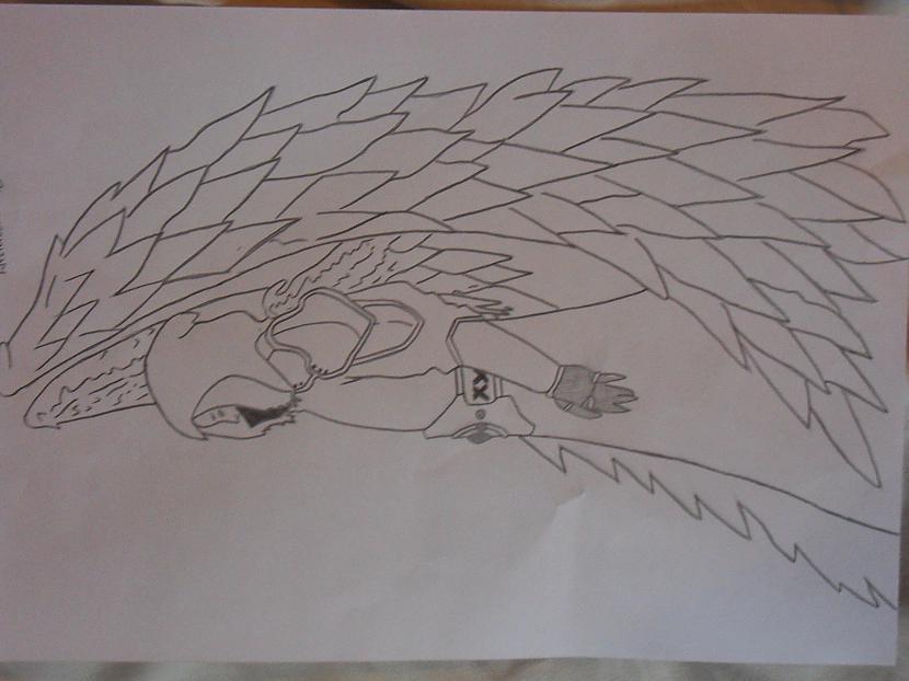 Enģelis Autors: Gerkhan Zīmējumi