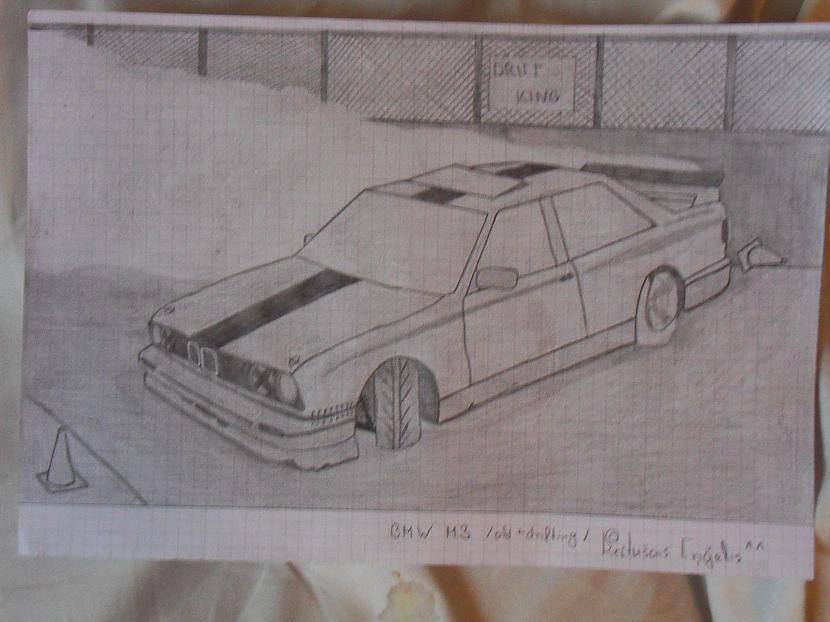 Bmw m3 Autors: Gerkhan Zīmējumi