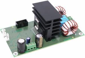 Attēlā redzamais modulis ir... Autors: BLACK ALIGATOR D-klases audio pastiprinātājs...