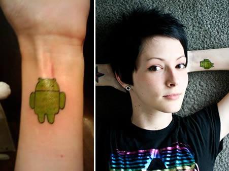 Autors: Skorpii 10 ''trakākie'' interneta tatto