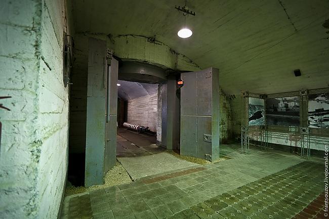 Atomuzbrukuma gadijumā Autors: FastsKTFF Slepena Pazemes bāze no PSRS laikiem.