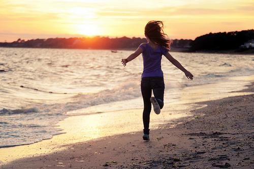 Man patīk skriet Bez iemesla... Autors: Fosilija +visums.