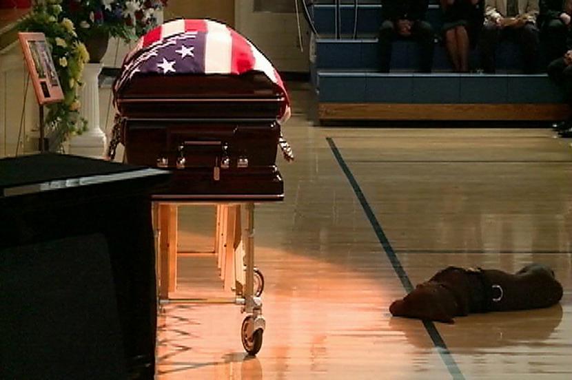 Slain Navy SEAL Jona Tumilsona... Autors: cuchins Aizvadītā 2011 spēcīgākās bildes!