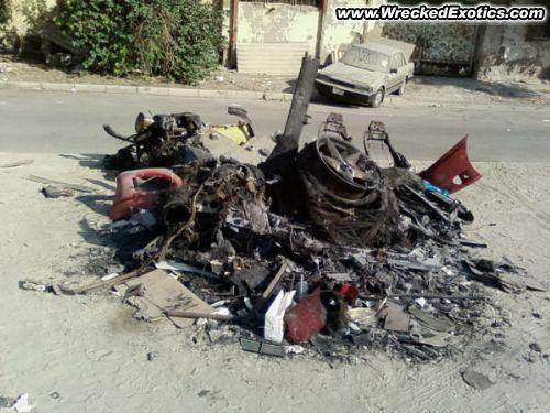 2004 gada Ferrari 360... Autors: Fosilija Pāris avārijas Kuveitā