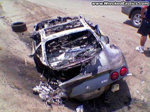 2004 Ferrari 575M Autors: Fosilija Pāris avārijas Kuveitā