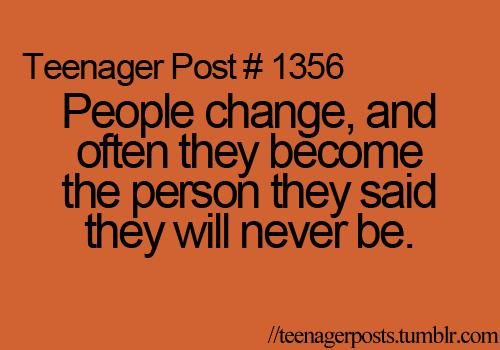 Autors: BlondaSmadzene Teenager posts