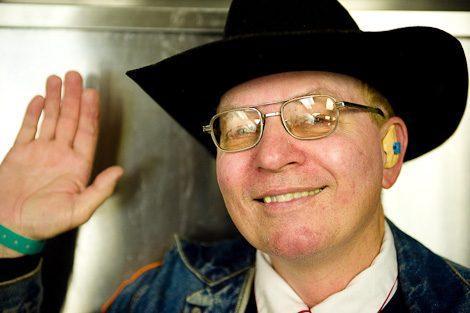 Autors: SaulesValdis Leģendārā slavenība legendary stardust cowboy