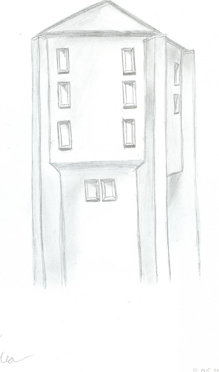 Ar šo te viss sākās... Autors: paulliiinn Mani zīmējumi