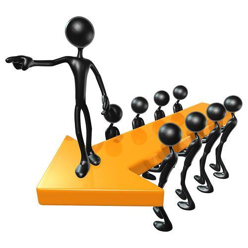 Seko līdzi informācijas... Autors: eyjeys Kā kļūt par līderi?