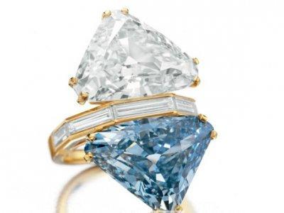 4 Šis gredzens ir 1095 karātu... Autors: ShaGie Top 8 dārgākās izsolē pārdotās rotaslietas!!!