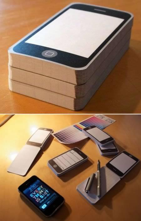 Pirakstu blociņi Autors: Rafshan news Iphone izmantošana !