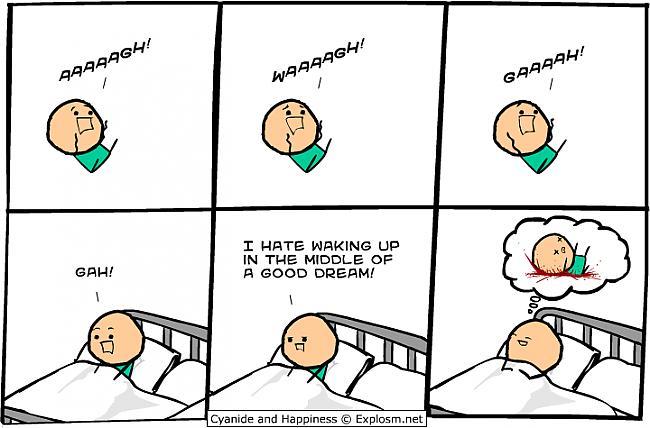 Mans favorīts  Autors: narami 20 Cyanide and Happines komiksiņi jautrākam vakaram