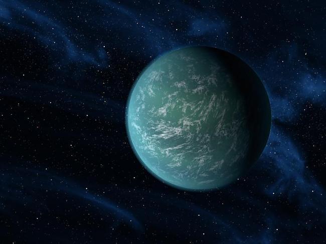 Nesen apstiprinātā planēta... Autors: Colonel Meow NASA apstiprina pirmo planētu apdzīvojamā zonā.