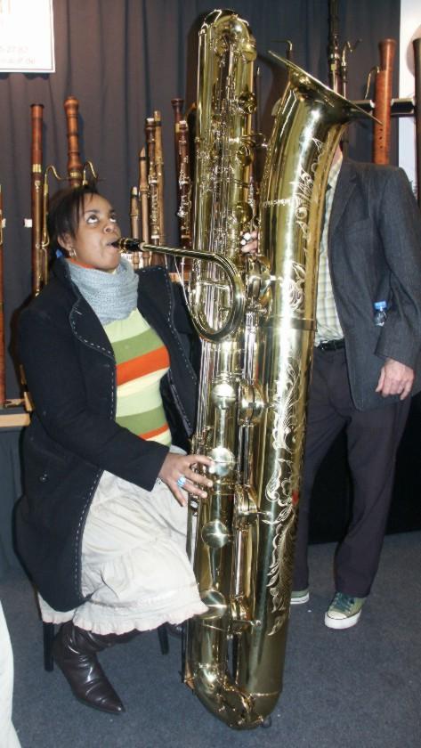nbspNu un finālam pats... Autors: paulliiinn Mūzikas instruments - saksofons