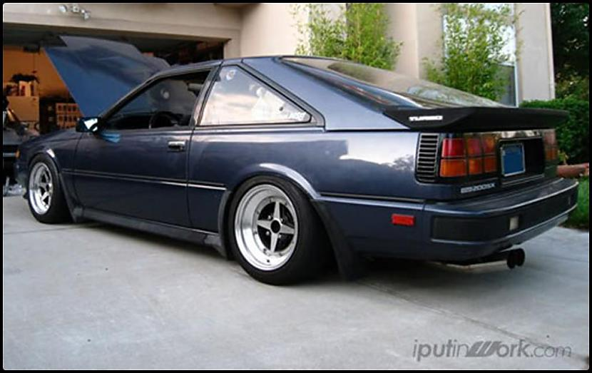 Autors: Fosilija Nissan S12 Silvia.
