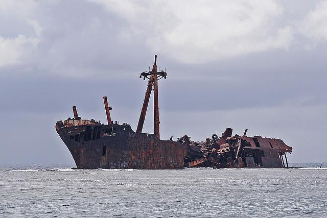 Nav man ziņu kas noticis ar šo... Autors: Administrācija Beigti kuģi