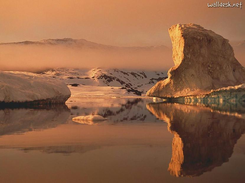 Sermilikas fjords Autors: aģents 007 Skaisti attēli