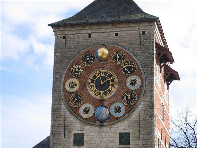 1902 gads Parīzes pulksteņu... Autors: HollywoodHill Neatminētās mīklas