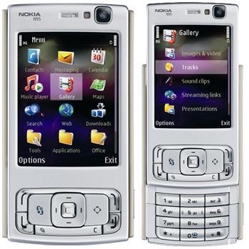 2006 gads  Nokia N95 Nu... Autors: PlayampPause Nokia produkti, kas izmainija pasauli.