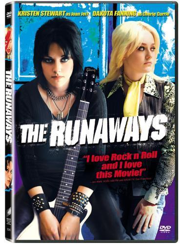 The Runaways Biogrāfiska filma... Autors: Fosilija Filmas, kuras Es iesaku
