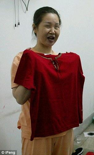 Dai Dunguj piemēra drēbas... Autors: jumpduckfuckup Ķinas nāvessods.