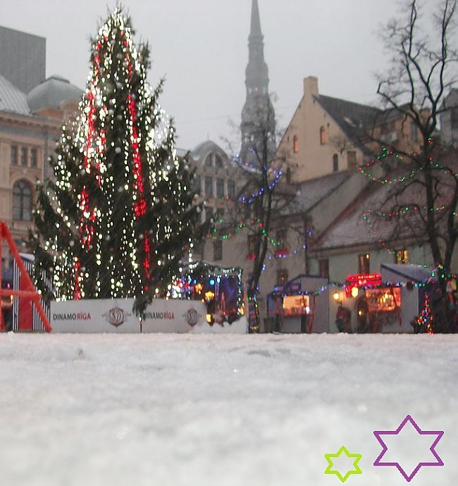 Līvu laukums šogad īpaši... Autors: ghost07 Ziemassvētki Rīgas ielās
