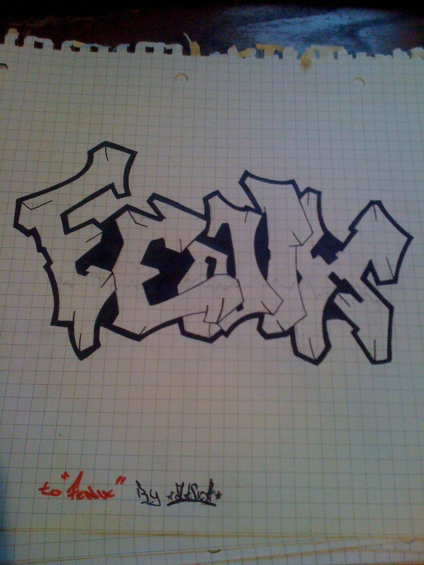 For fenix Autors: ZaSiCh Some my drawing