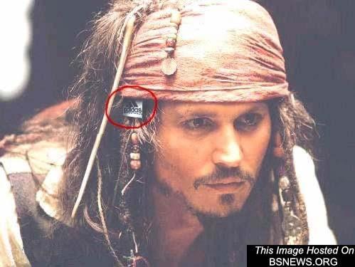 Pirates of the Caribbean hah D Autors: lāsmaM Filmu kļūdas