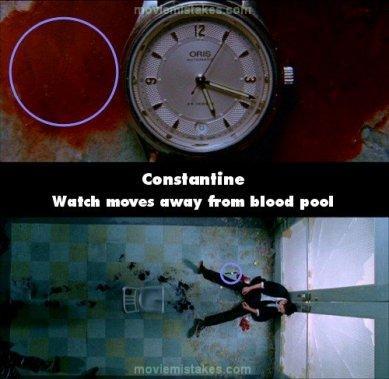 Constantine Autors: lāsmaM Filmu kļūdas