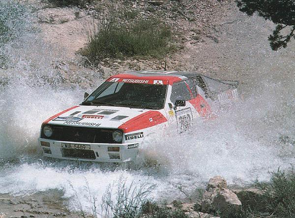 Mitsubishi Starion 4wd ir B... Autors: Johnny 3 Tears B-Grupa 9 Daļa Auto