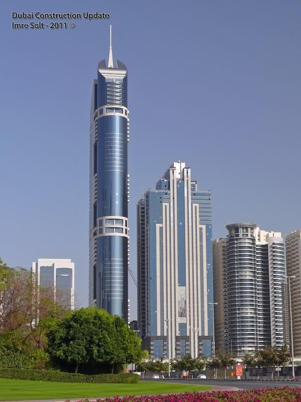 9vieta HHHR Tower Būvēts no... Autors: estrella Top 10 augstākās celtnes kuras pabeigtas 2011. gadā.