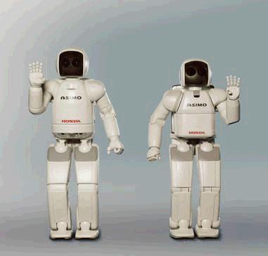 Cilvēkveidīgie roboti ir bieži... Autors: Fosilija Roboti!