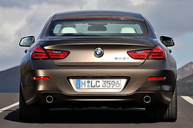 Jaunas drošības sistēmas  ... Autors: TheSaint Jaunais BMW 6.sērijas Gran Coupe.