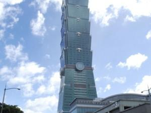 1 vieta  Debesskrāpis Taipei... Autors: HollywoodHill Top 10 augstākie torņi