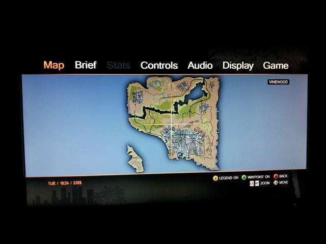 Autors: jackass1919 Grand Theft Auto V karte pieejama internetā