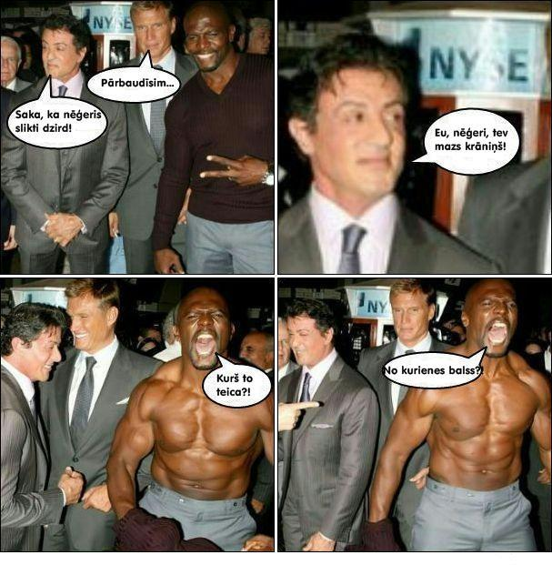Autors: HollywoodHill Foto komiksi