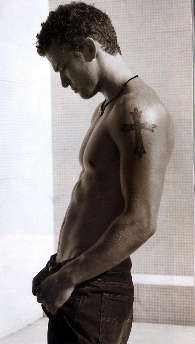 Justin Timberlake Justin... Autors: serenasmiles Seksīgākie mūziķi <3
