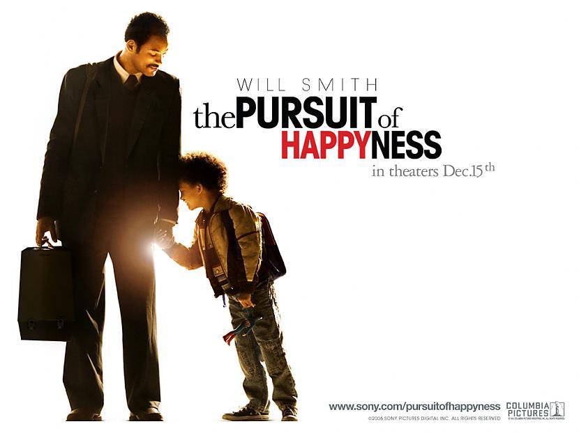 The Pursuit of Happyness 2006... Autors: SaldaisToxKažiņš Filmas, kuras aizkustina!