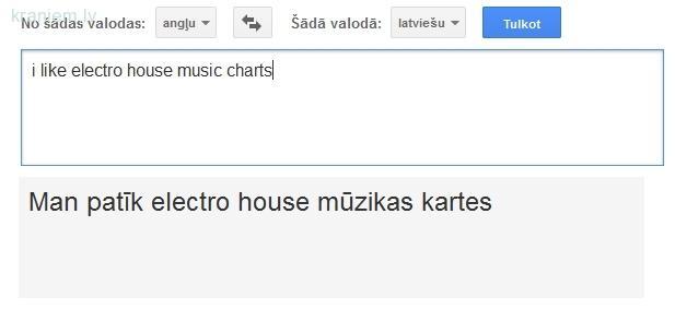 Autors: Fosilija Google translate pērles
