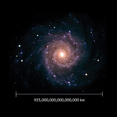 Mūsu Galaktika ir apmēram 200... Autors: Mr Cappuccino Ārpuszemes civilizāciju statistika